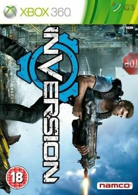 Xbox 360 - Inversion **New & Sealed** Official UK Stock