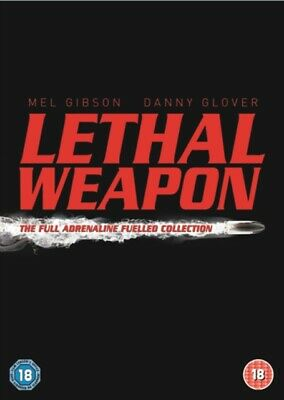 Lethal Weapon : The Complete Collection (4 Disc Box Set) [1987] [...