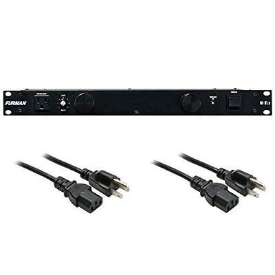 Furman M-8Lx Merit X Series 8 Outlet Power Conditioner & Surge Protector