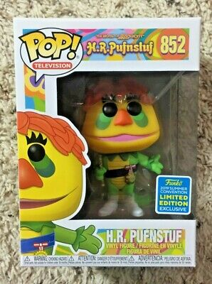 FUNKO POP! H.R. Pufnstuf #852 Sid Marty Krofft Television 2019 SDCC