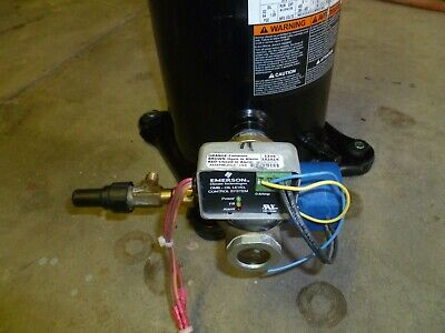 Emerson Copeland Scroll 4-8 HP ZB45KCE-TFD-265 - Compressor