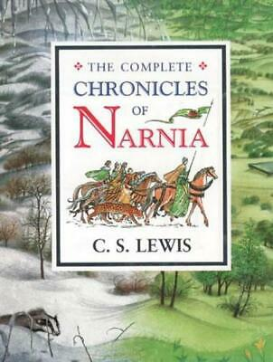 The Complete Chronicles of Narnia (The Chronicles of Narnia) by Lewis, C. S., Go
