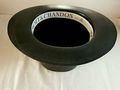 Vintage Moet & Chandon Top Hat Champagne---Ice Bucket