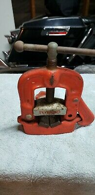 RIDGID 21A Bench Yoke Pipe Vise No.21 1/8 - 2""