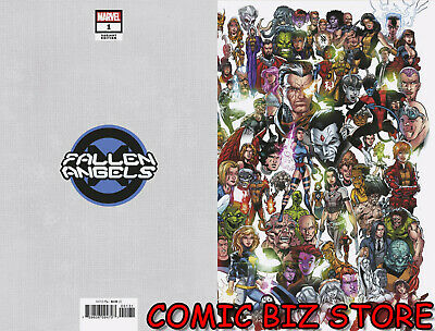 Fallen Angels #1 (2019) Bagley Every Mutant Ever Variant Cover Dx ($4.99)