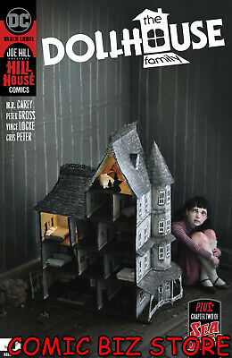 Dollhouse Family  #1 (Of 6) (2019) 1St Printing Main Cover Dc Black Label