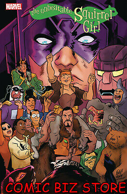 Unbeatable Squirrel Girl #50 (2019) 1St Printing Henderson Main Cover Marvel