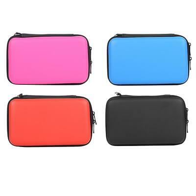 #QZO 4 in 1 EVA Hard Bag Case Card Box Film Data Cable Fit for Nintend NEW 3DSXL