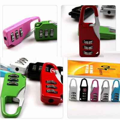 Combination Password Lock   For Travel Diary Luggage Suitcase Locker 1PC