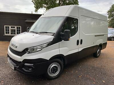 Iveco Daily 2.3 TD 35C13 MWB HIGH ROOF PANEL VAN