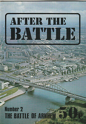 AFTER THE BATTLE Magazine Issue 2 - The Battle Of Arnhem