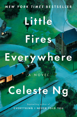 Little Fires Everywhere. A novel-Penguin Press