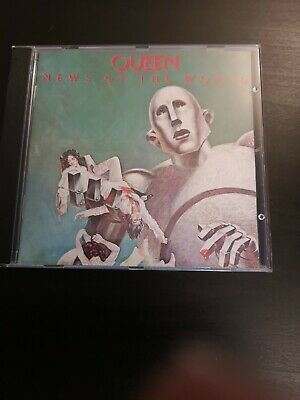 Queen - News of the World -CD - 1993 remaster