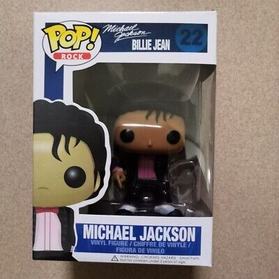 Funko POP billie jean michael jackson 22# vinyl Figure doll toy