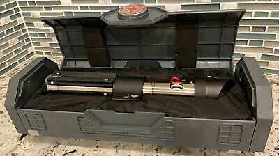 Disney's Star Wars Galaxy's Edge Darth Vader Legacy Lightsaber Hilt - New