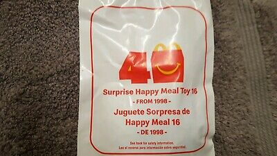 2019 Mcdonalds 40th Anniversary Happy Meal Toy #16