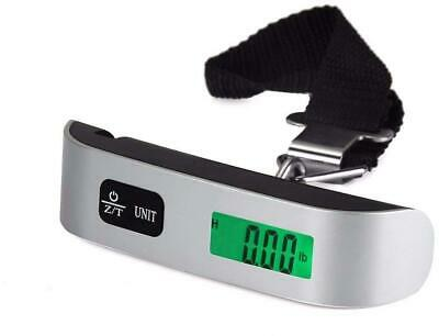 50kg Luggage Scale Suitcase Travel Bag Hanging Balance Weight Scale Libra Electr
