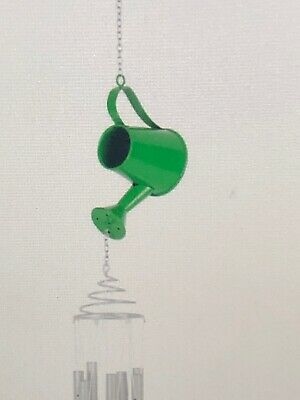 Something Different Watering Can Wind Chime Hangs 75cm