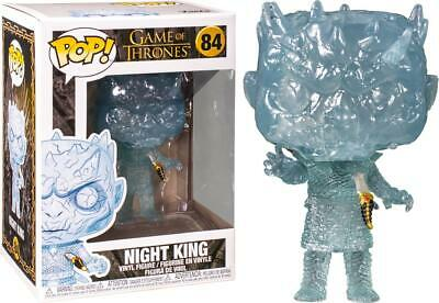 Game of Thrones Crystal Night King Dagger in chest Pop! Funko Vinyl Figure n° 84