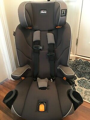 Chicco MyFit Harness + Booster Car Seat Canyon Grey