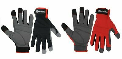 New Searcher Metal Detecting Gloves (X-Large)