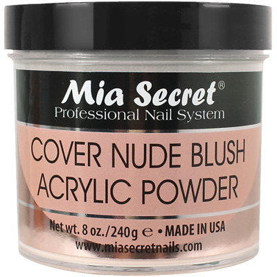 Cover Acryl Poeder Nude Blush 240ml.