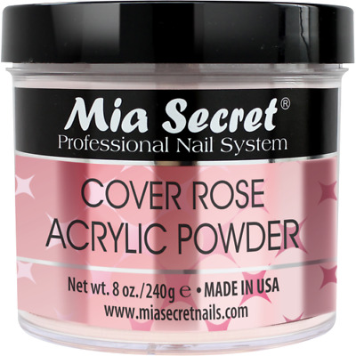 Cover Acryl Poeder Roze 240ml.