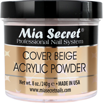 Cover Acryl Poeder Beige 240ml.
