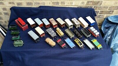 Train collection large size 0 gauge tinplate