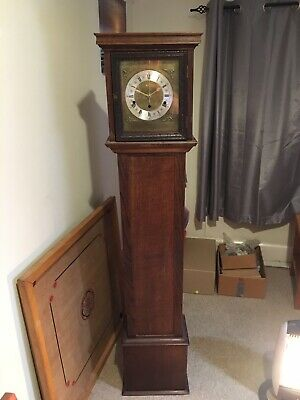 Long Case Clock, Grandmother