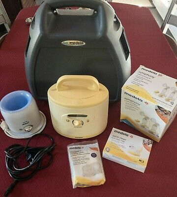 Medela Symphony 2.0 Hospital Grade Double Breast Pump + Hard Case