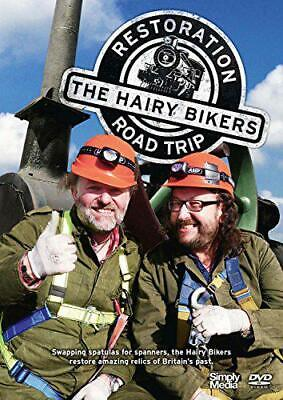 The Hairy Bikers' Restoration Road Trip [DVD], New, DVD, FREE & FAST Delivery