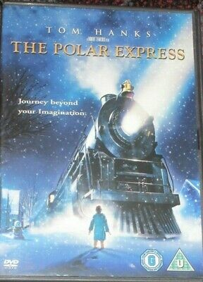 The Polar Express (DVD, 2007) - Tom Hanks