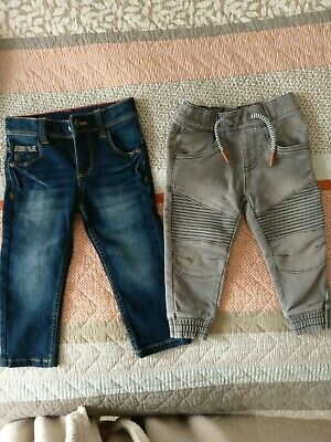 Boys Jeans Size 1 and 2