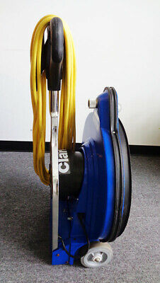 Clean High Speed Floor Buffer By Clarke, Us 2500, Foldable For Easy Storage, #4