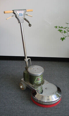 """Clean 17"""" High Speed Floor Buffer By American Lincoln, Used"""