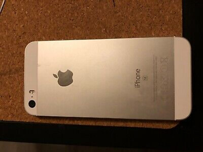Apple iPhone SE 128GB Silver/White Unlocked | Mobile Smartphone A1723