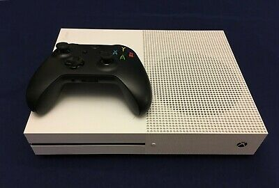 MICROSOFT XBOX One S (1681) 500GB CONSOLE IN A BOX - White
