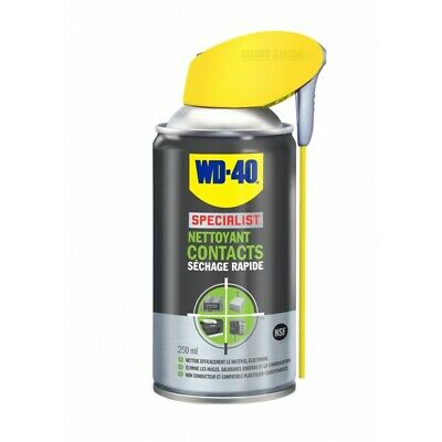 WD40 Specialist Cleaner Contacts 250 ML