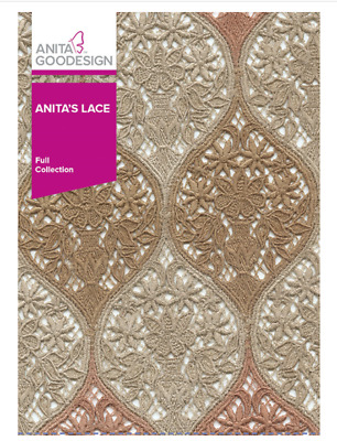 Anita Goodesign Machine Embroidery / Quilting Patterns - Anita's Lace