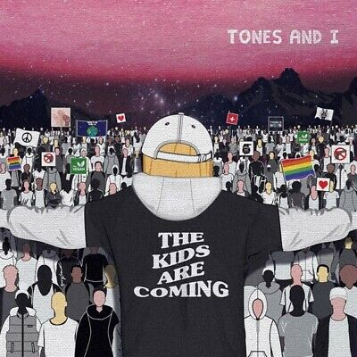 Tones And I - The Kids Are Coming CD Atlantic NEW