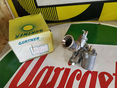 N.O.S carburateur GURTNER SP19 708P CYCLOSPORT PEUGEOT BB3K BB3 K mobylette