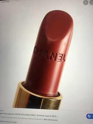 ChanelROUGE COCO LIP 406... ocasion!
