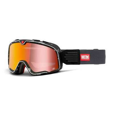 100% Barstow Motorcycle Goggles - Gasby