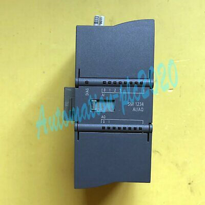 Used Siemens SIMATIC S71200 SM1234 Analog Cur/Volt Combo 6ES7 234-4HE32-0XB0