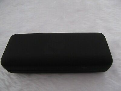 Used - Karl Lagerfeld black glasses / sunglasses case - proceeds to charity