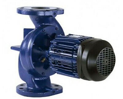 Smedegaard Omega 25-4 (Single phase) in-line cast iron circulator pump