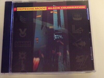 Depeche Mode ‎– Black Celebration [1988 CD]