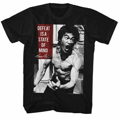 Bruce Lee - State Of Mind - American Classics - Adult T-Shirt