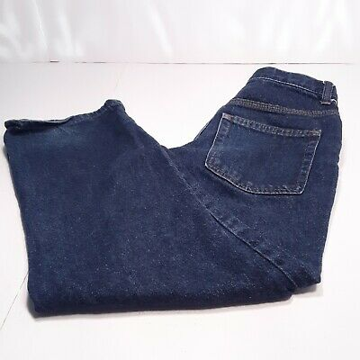 Cat and Jack Girls Size 10 Soft Denim Relaxed Jeans Adjustable Waist